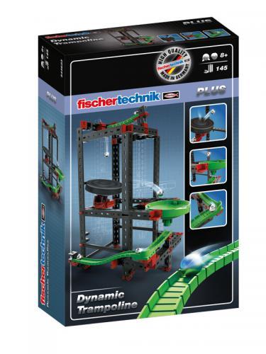 PLUS Dynamic Trampoline - Kugelbahn