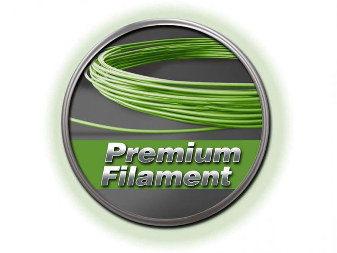 Premium Filament grün 50g-Ring