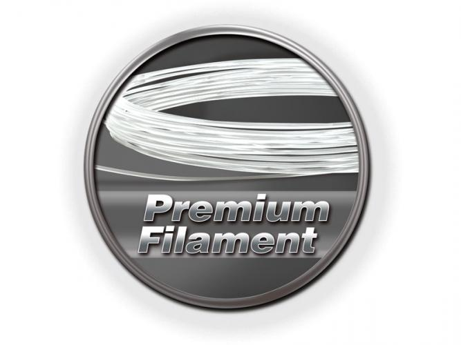 Premium Filament transparent 50g-Ring